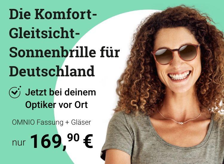 Komfort-Gleitsicht-Sonnenbrille