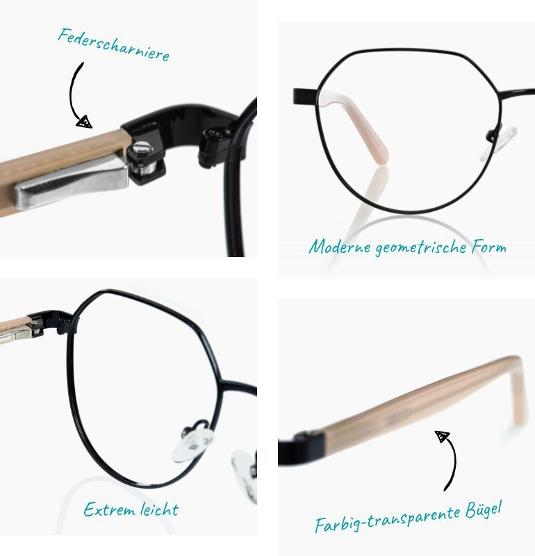 Details - Pinto - Brille des Monats September 2020