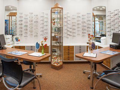 Optiker Optik und Hörakustik Mücklich Bild 1