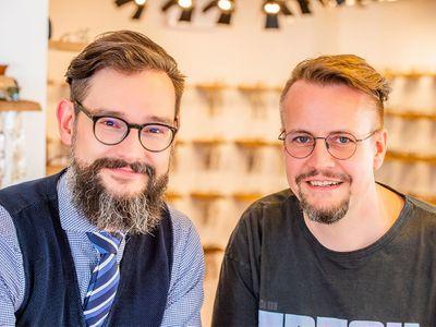 Optiker Hanseatisches Brillenkontor Bild 1