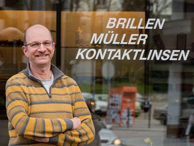 Optiker Brillen Müller Bild 1