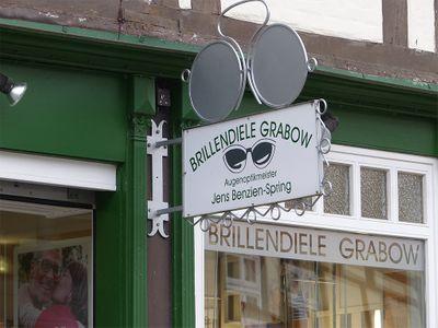 Optiker Brillendiele Grabow Bild 1