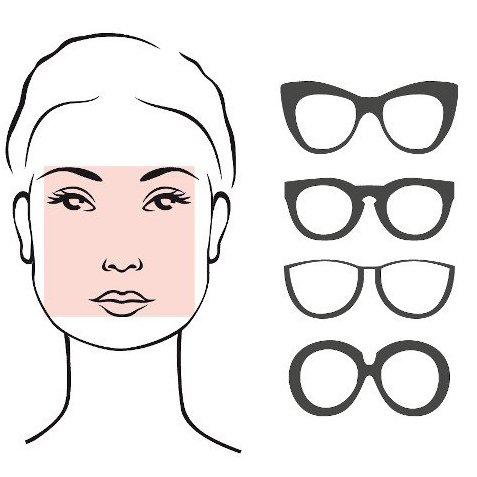 Frauen brillen 50 für ab Pixie Cut