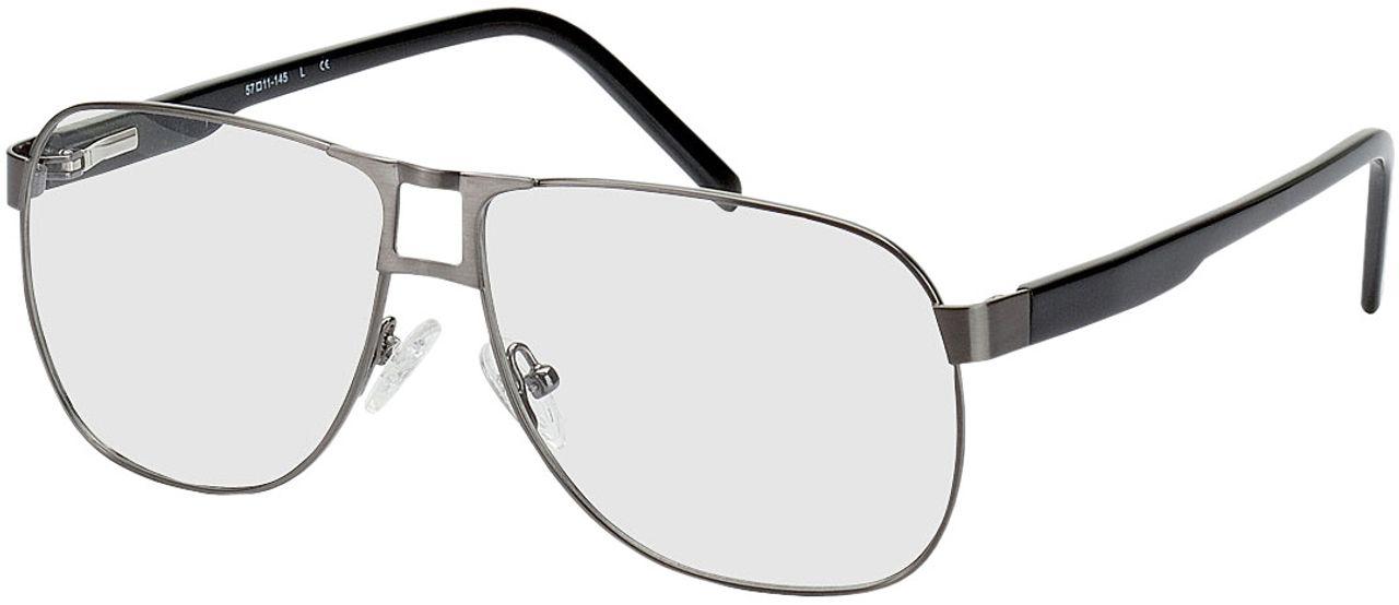 Picture of glasses model Falkenberg-anthrazit/schwarz in angle 330