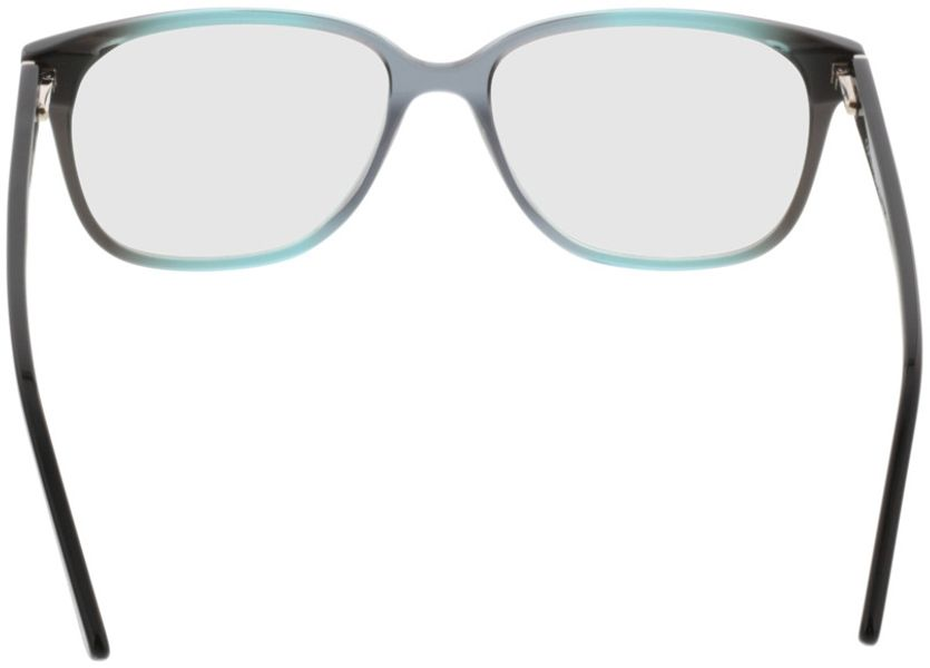 Picture of glasses model Comma70039 99 türkis-schwarz 54-16 in angle 180