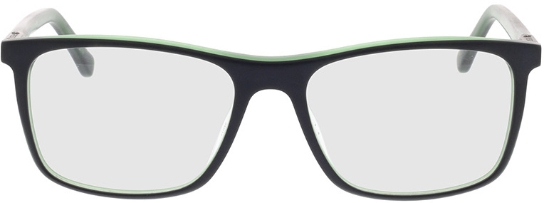 Picture of glasses model Fossil FOS 7076 1ED 53-17 in angle 0