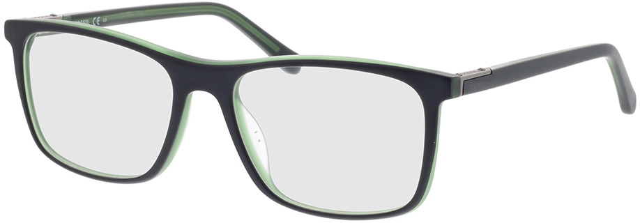 Picture of glasses model Fossil FOS 7076 1ED 53-17 in angle 330