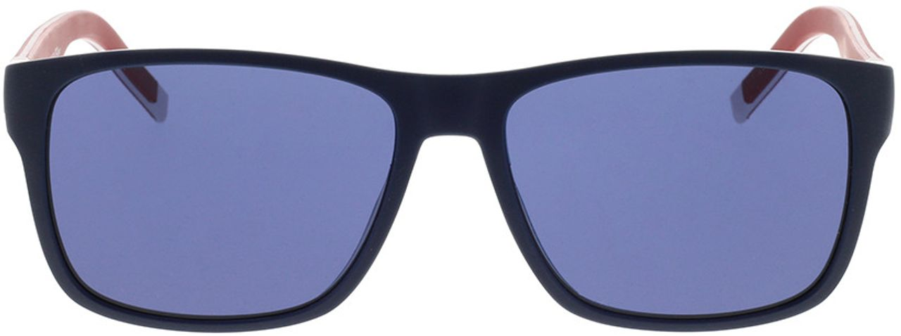 Picture of glasses model Tommy Hilfiger TH 1718/S 8RU 56-16 in angle 0