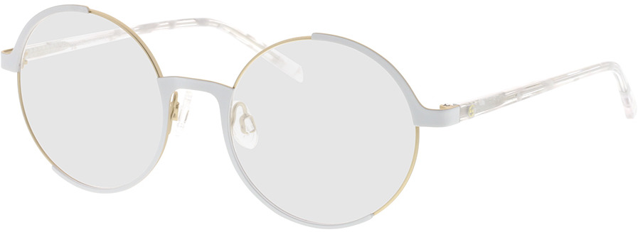 Picture of glasses model Comma, 70104 00 50-18 in angle 330