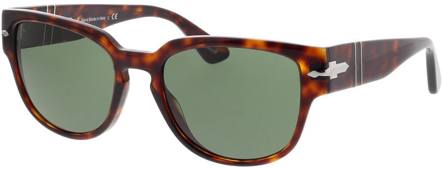 Picture of glasses model Persol PO3231S 24/31 54-19 in angle 330