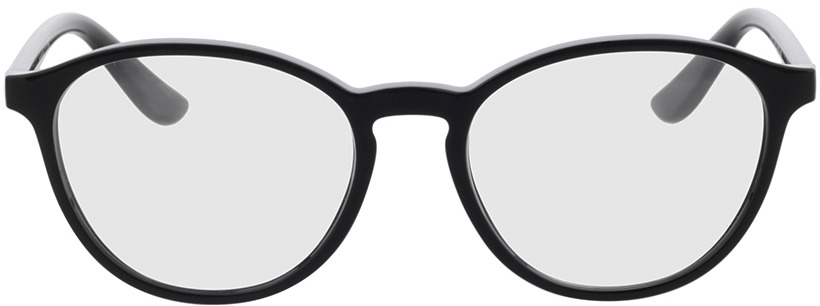 Picture of glasses model Vogue VO5372 W44 53-18 in angle 0