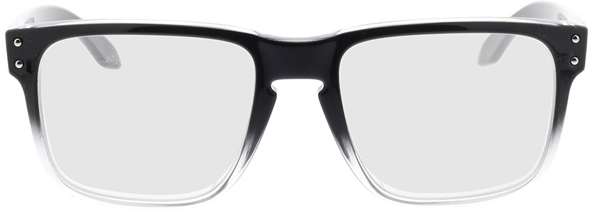 Picture of glasses model Oakley Holbrook RX OX8156 06 54-18 in angle 0
