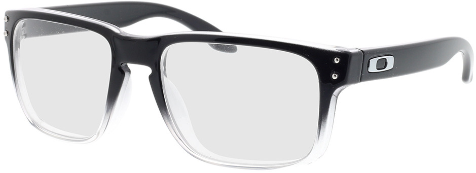 Picture of glasses model Oakley Holbrook RX OX8156 06 54-18 in angle 330