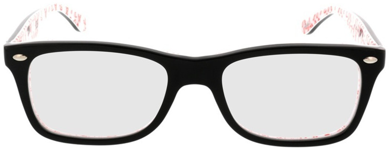 Picture of glasses model Ray-Ban RX5228 5014 50-17 in angle 0