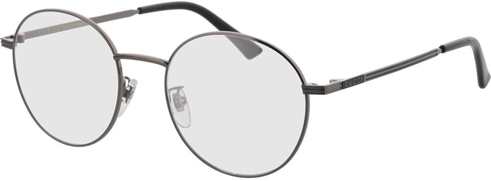 Picture of glasses model Gucci GG0839OK-004 52-19 in angle 330
