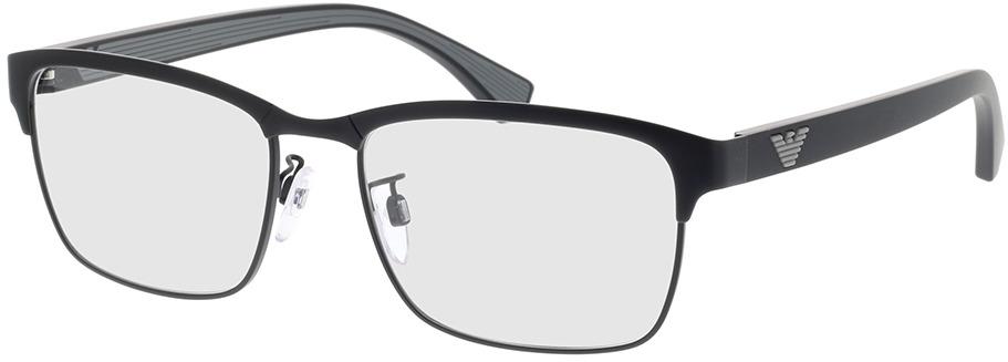 Picture of glasses model Emporio Armani EA1098 3014 54-17 in angle 330