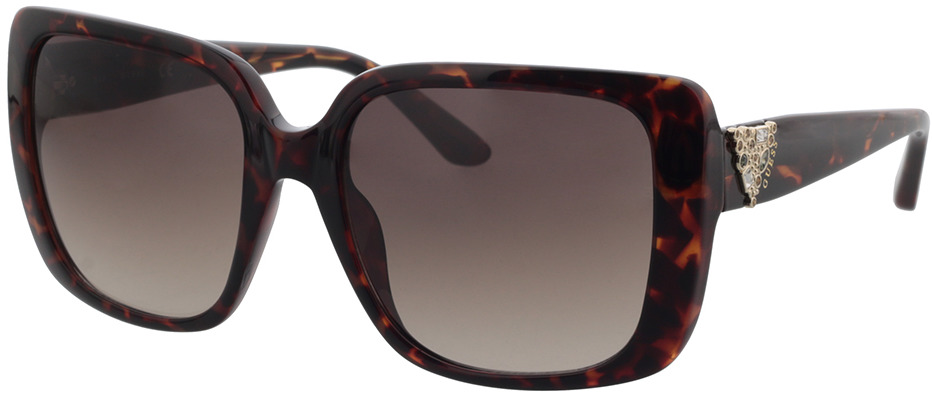 Picture of glasses model Guess GU7788-S 52F 58 in angle 330