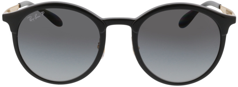 Picture of glasses model Ray-Ban Emma RB4277 6306T3 51-21 in angle 0
