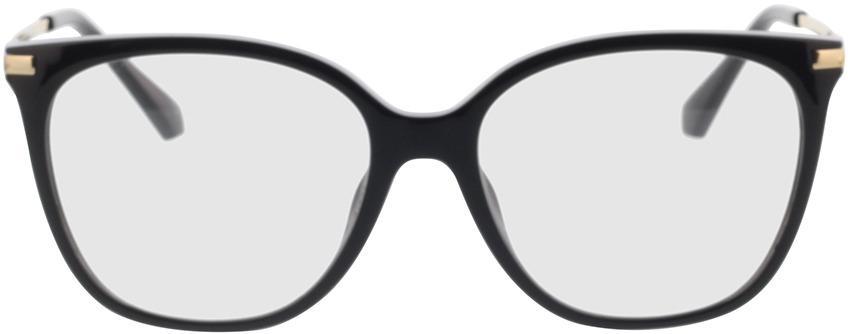 Picture of glasses model Michael Kors MK4084U 3005 54-16 in angle 0
