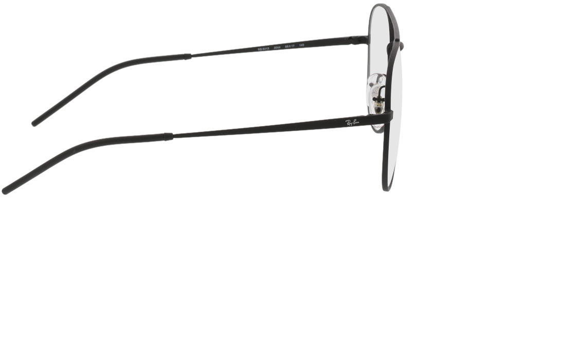 Picture of glasses model Ray-Ban RX6413 3044 56-17 in angle 90
