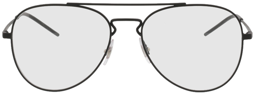 Picture of glasses model Ray-Ban RX6413 3044 56-17 in angle 0