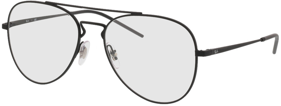 Picture of glasses model Ray-Ban RX6413 3044 56-17 in angle 330