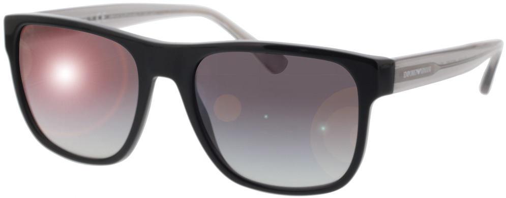 Picture of glasses model Emporio Armani EA4163 58758G 56-19 in angle 330
