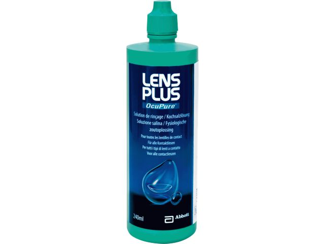 Lens Plus® Ocupure™ 240ml