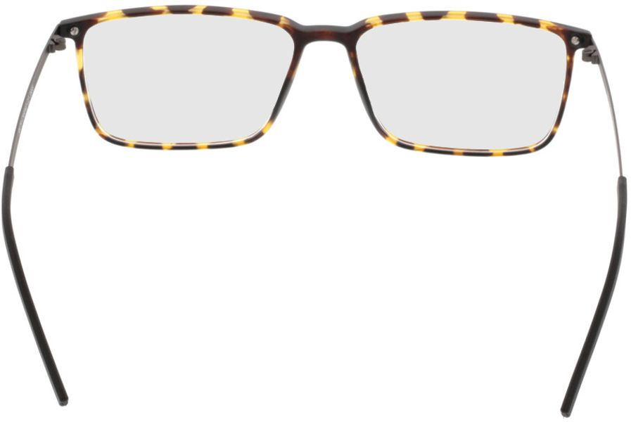 Picture of glasses model Paterna-brown-mottled-beige in angle 180
