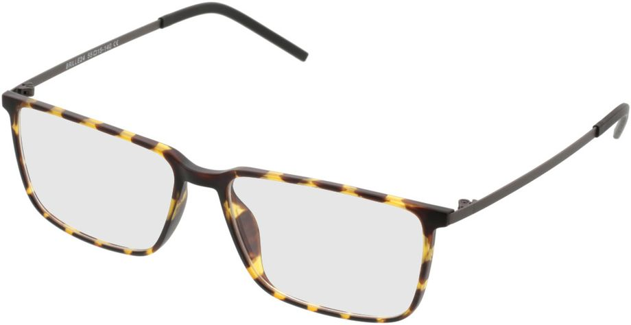 Picture of glasses model Paterna-brown-mottled-beige in angle 330