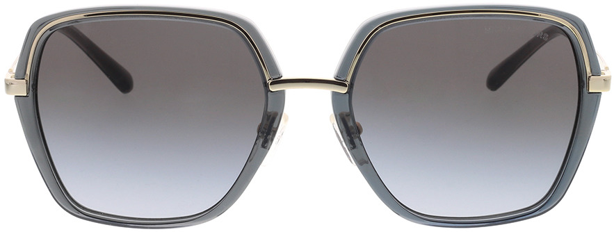 Picture of glasses model Michael Kors MK1075 10148G 57-19 in angle 0
