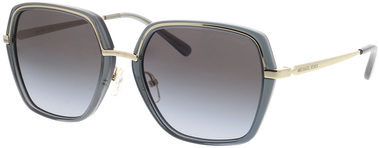 Picture of glasses model Michael Kors MK1075 10148G 57-19 in angle 330