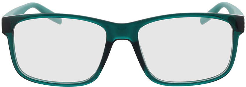 Picture of glasses model Puma PU0280O-004 57-17 in angle 0