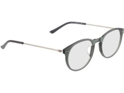 Brille Denver-grau/silber