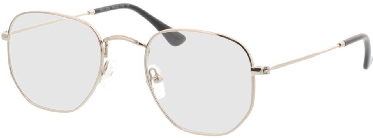 Picture of glasses model Rosario-silber in angle 330