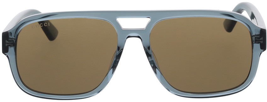Picture of glasses model Gucci GG0925S-004 58-16 in angle 0