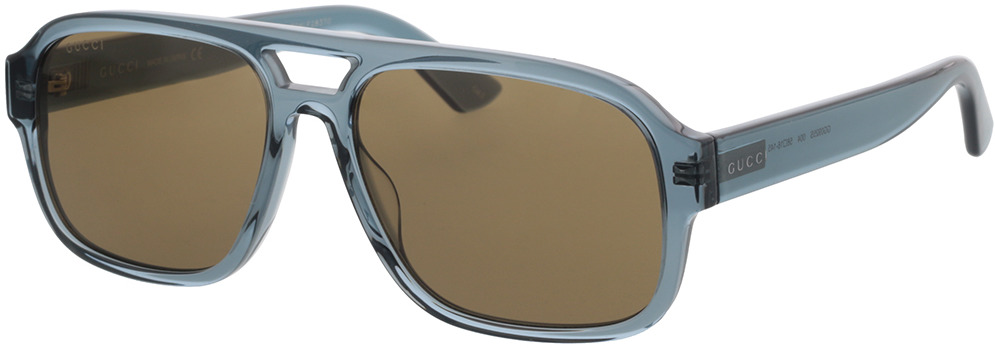 Picture of glasses model Gucci GG0925S-004 58-16 in angle 330