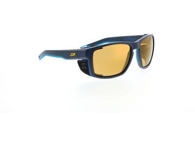 Brille Julbo Shield blau 58-18