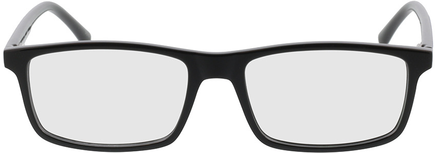 Picture of glasses model Lacoste L2858 001 54-17 in angle 0