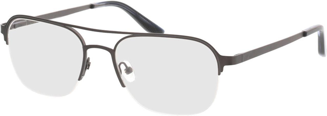 Picture of glasses model Ivano-matt braun in angle 330