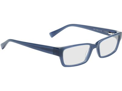 Brille Benevento-dunkeblau-transparent