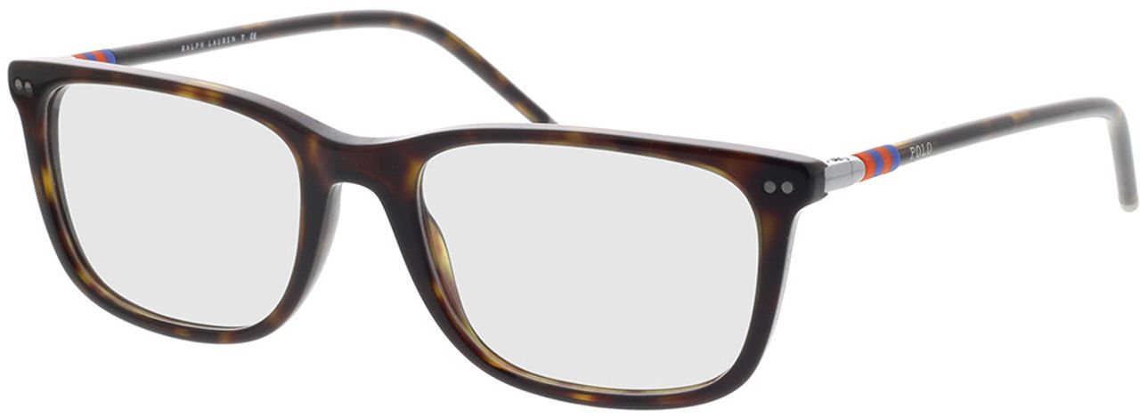Picture of glasses model Polo Ralph Lauren PH2224 5003 54-19 in angle 330