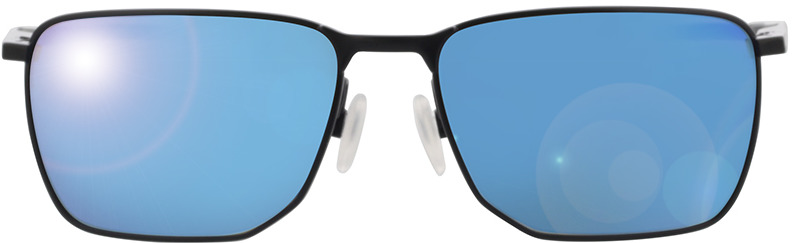 Picture of glasses model Oakley OO4142 414212 58-16 in angle 0