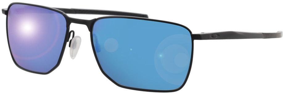 Picture of glasses model Oakley OO4142 414212 58-16 in angle 330