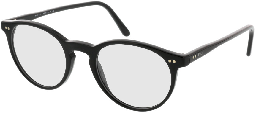 Picture of glasses model Polo Ralph Lauren PH2083 5001 48-20 in angle 330