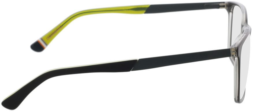 Picture of glasses model Superdry SDO Domenic 108 grey/black/yellow 57-18 in angle 90