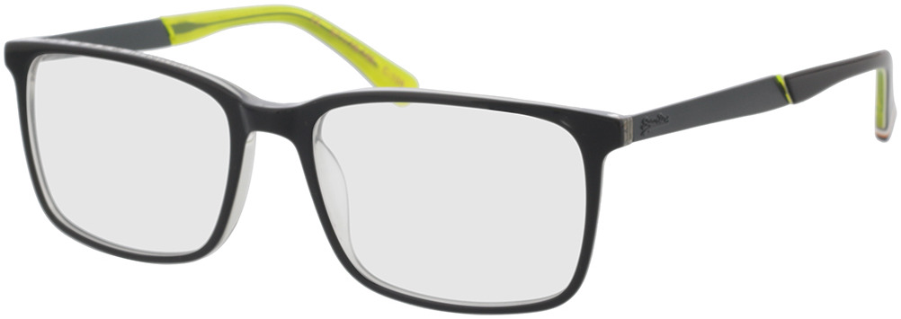 Picture of glasses model Superdry SDO Domenic 108 grey/black/yellow 57-18 in angle 330