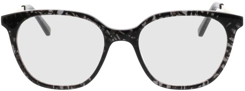 Picture of glasses model Cosma-grau in angle 0