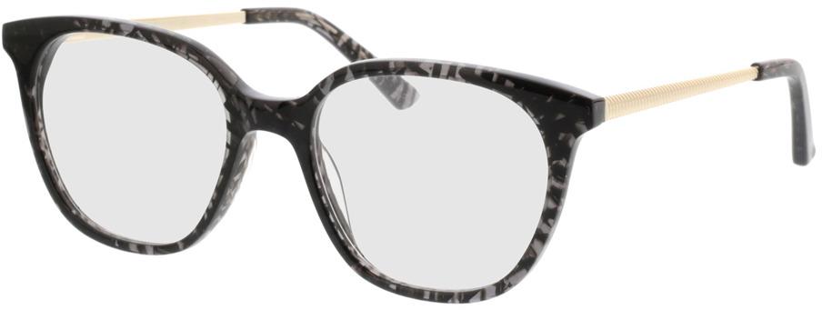 Picture of glasses model Cosma-grau in angle 330