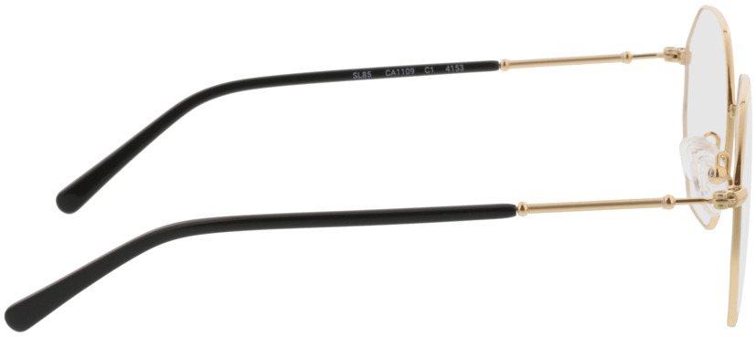 Picture of glasses model Comox-or in angle 90